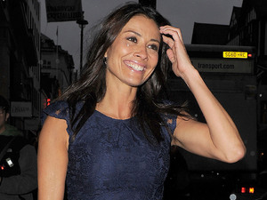 Melanie Sykes ITV 'Summer' Party, held at Aqua Restaurant - Departures. London