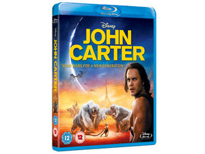 'John Carter' Blu-ray