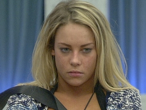 Big Brother 2012 - Day 37: Lauren fuming
