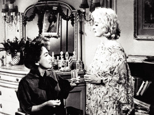 Scene from the movie 'What ever happened to Baby Jane?'