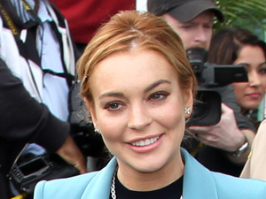Lindsay Lohan, court, 2012 