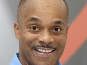 US actor Rocky Carroll poses during a photocall at the 2012 Monte Carlo Television Festival, Tuesday, June 12th, 2012, in Monaco.