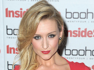 Catherine Tyldesley at the Inside Soap launch party at  Rosso Restaurant in Manchester