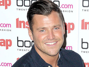 Mark Wright at the Inside Soap launch party at  Rosso Restaurant in Manchester