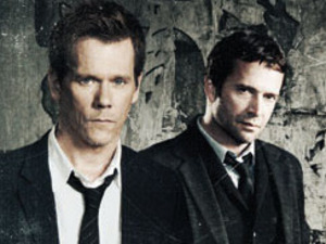Comic Con 2012 poster for The Following