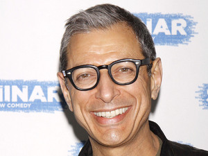 Jeff Goldblum Meet and greet with the new cast of the Broadway play 'Seminar', held at the Roundabout Rehearsal Studios. New York City, USA