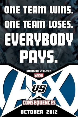 Avengers Vs. X-Men Consequences