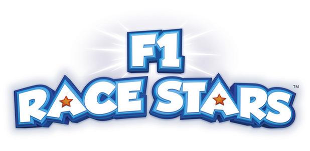 'F1 Race Stars' logo