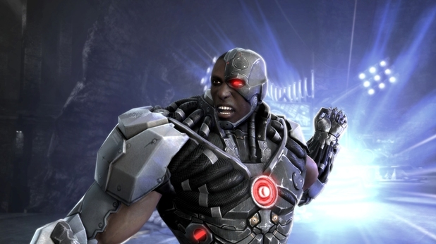 &#39;Injustice: Gods Among Us&#39; screenshot