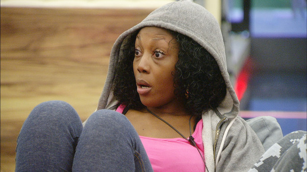 Shievonne after hearing she is up for eviction