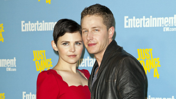 Celebrities at Comic-Con 2012: Ginnifer Goodwin and Josh Dallas