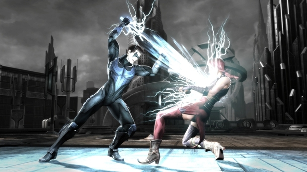 'Injustice: Gods Among Us' screenshots