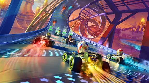 &#39;F1 Race Stars&#39; screenshot