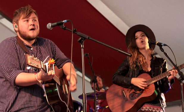 Latitude Festival 2012: Of Monsters and Men