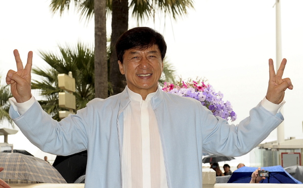 Jackie Chan 'Chinese Zodiac' photocall during the 65th Cannes Film Festival Cannes, France