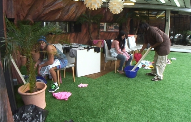 Big Brother 2012: Day 40