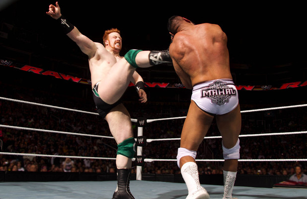 WWE&#39;s Sheamus
