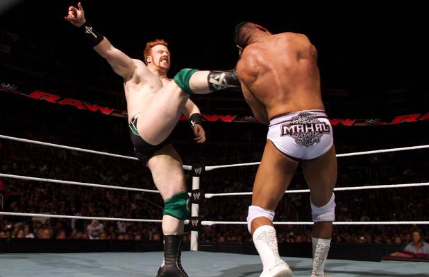 WWE's Sheamus