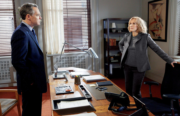 Damages, Glenn Close and Tate Donovan