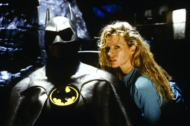 Batman, Kim Basinger, Batcave