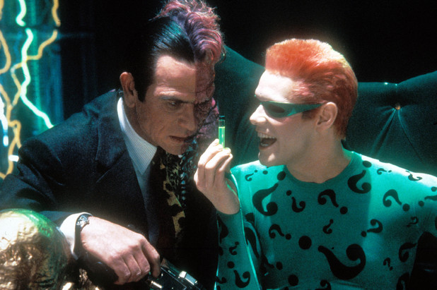 Batman Forever bad guys