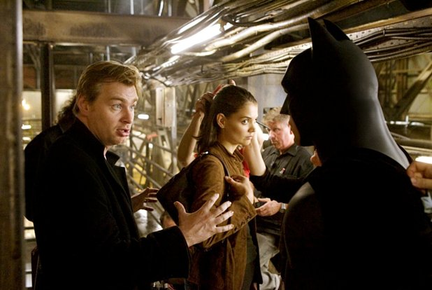 Batman Begins behind the scenes