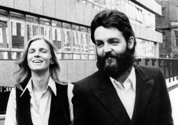Paul McCartney, court, Linda McCartney