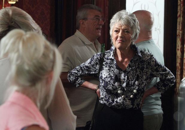 EastEnders: 4465: 2012-07-23