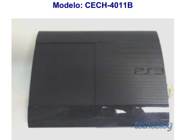 PS3 Super Slim leaked
