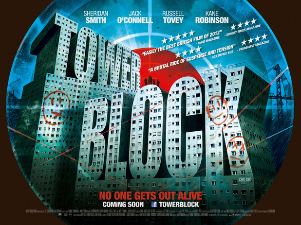 'Tower Block' poster