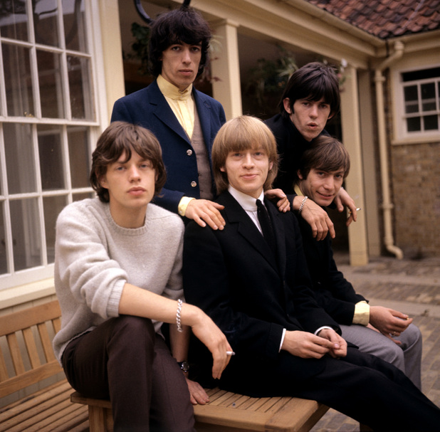 Rolling Stones: History in pictures