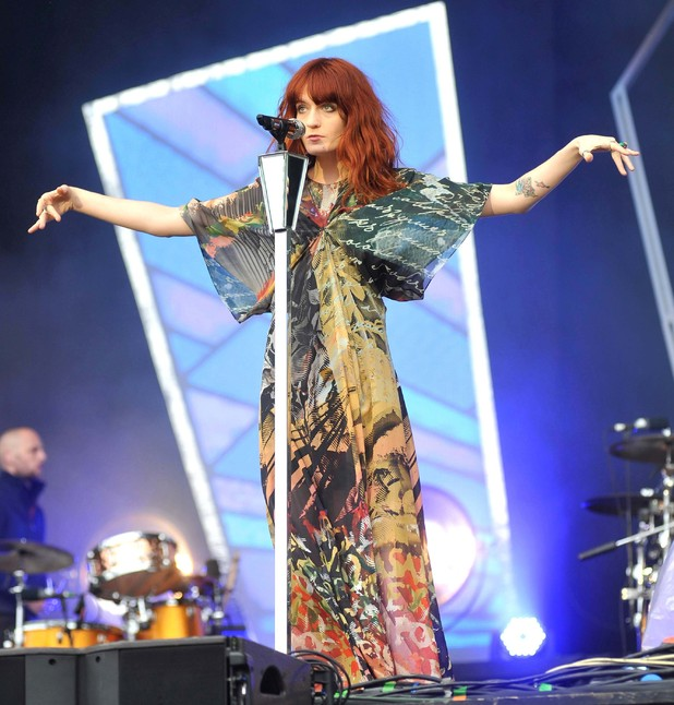Florence And The Machine Phoenix Park