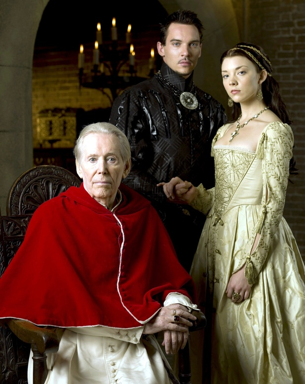 Peter O'Toole - The Tudors