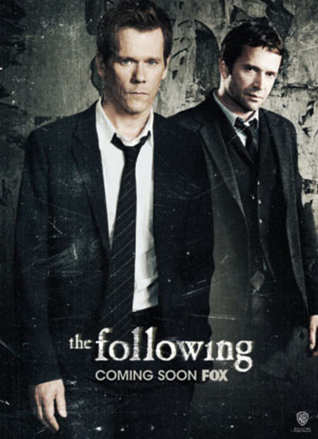 Comic-Con 2012 - The Following