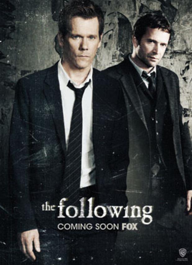 Comic-Con 2012 - The Following