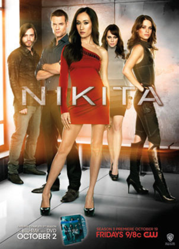 Comic-Con 2012 - Nikita