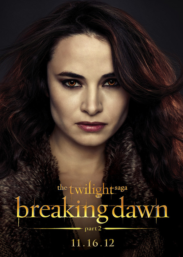 The Twilight Saga: Breaking Dawn Part Two - Carmen from The Denali Coven.