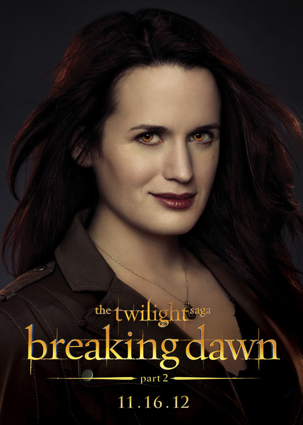 The Twilight Saga: Breaking Dawn Part Two - Esme.
