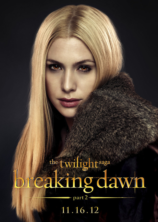 The Twilight Saga: Breaking Dawn Part Two - Kate from The Denali Coven.