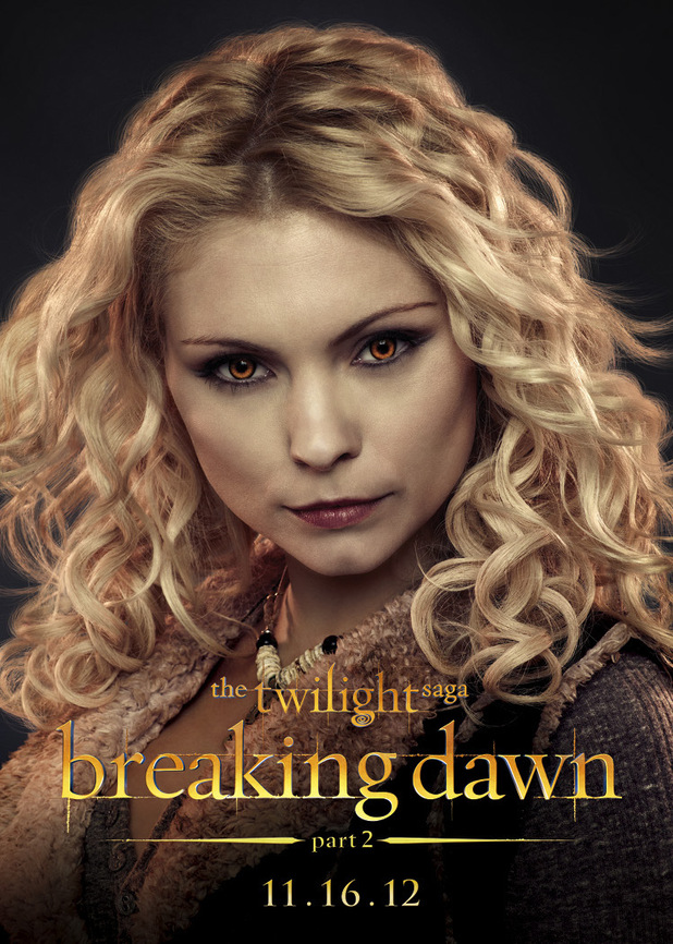The Twilight Saga: Breaking Dawn Part Two - Tanya from The Denali Coven.