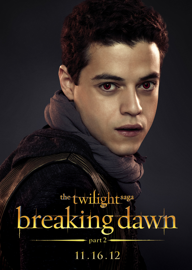 The Twilight Saga: Breaking Dawn Part Two - Benjamin from The Egyptian Coven.