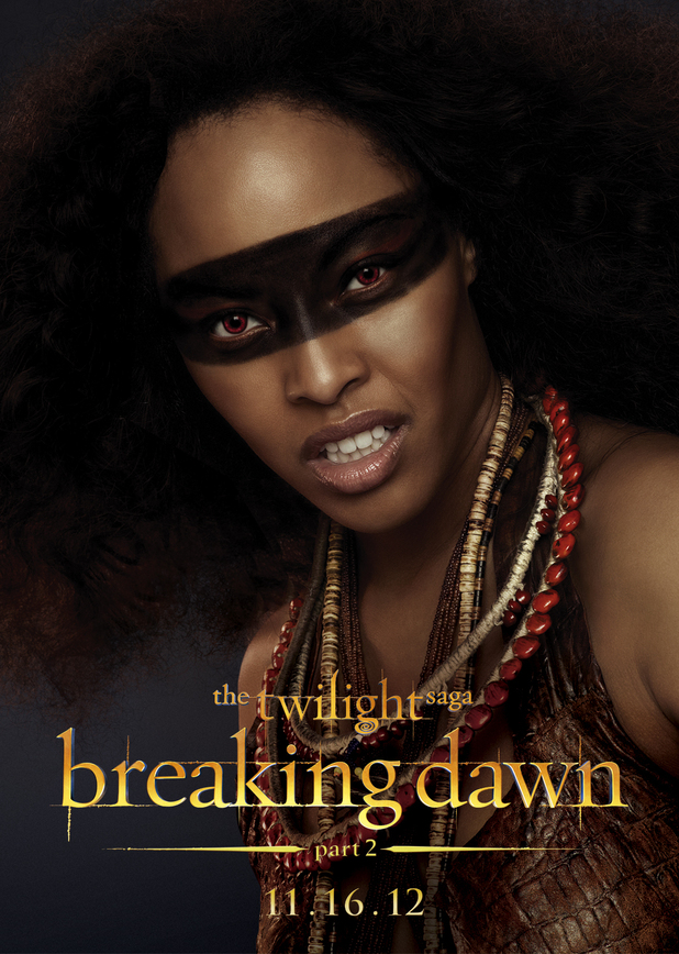 The Twilight Saga: Breaking Dawn Part Two - Senna from The Amazon Coven.