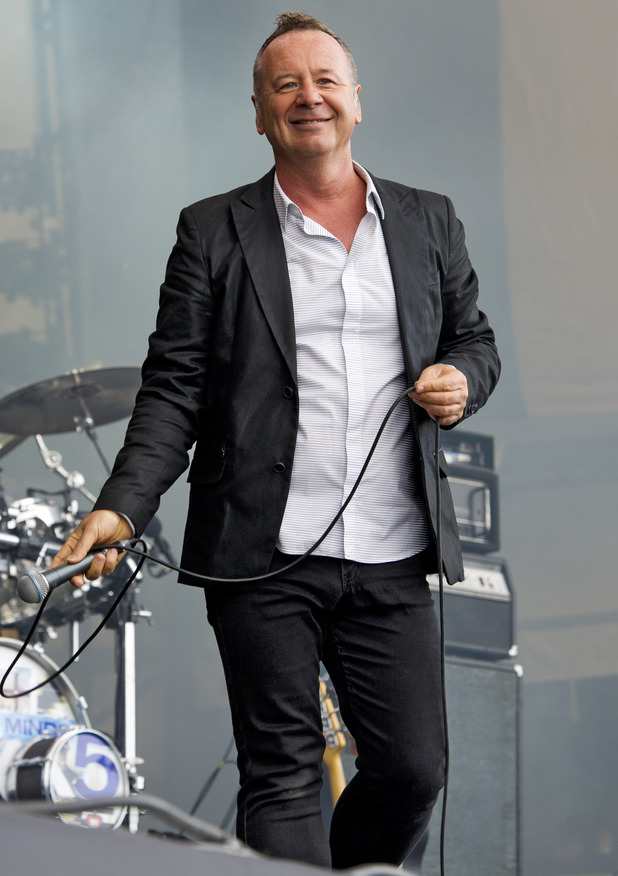 Latitude Festival 2012: Simple Minds