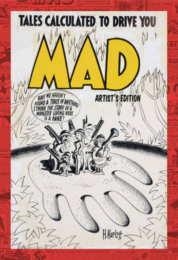 MAD Artist's Edition