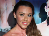 Michelle Heaton arrives at a special film screening of Magic Mike at the Mayfair Hotel, London