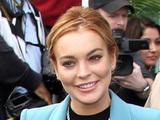 Lindsay Lohan, court, 2012