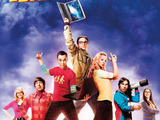 Comic Con 2012 poster for The Big Bang Theory