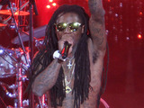 Lil Wayne Escape To Total Rewards Los Angeles held At Hollywood and Highland Center - Performances Hollywood, California