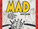 The volume will compile artwork from Basil Wolverton, Harvey Kurtzman, and more.