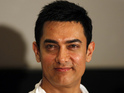 UTV films organizes a special screening of Barfi! for Aamir Khan.